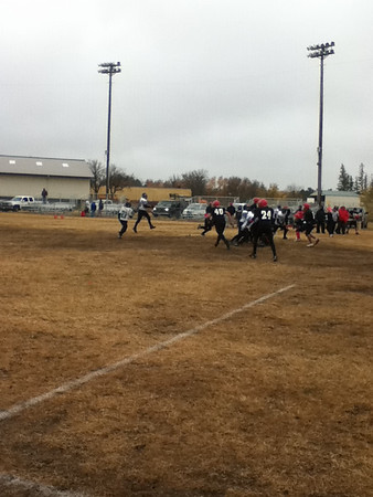 Warrior Football @ Red Lake