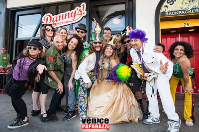 2015 Venice Beach Mardi Gras