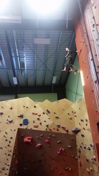 Gym Highlining