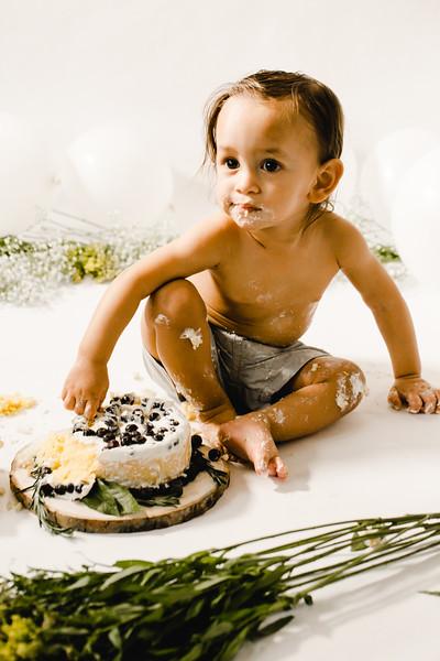 Nacer {Cake smash}