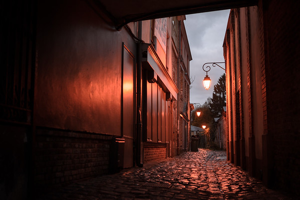 Street and Architecture
