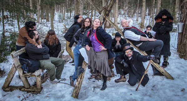 Steampunk Montreal - Cabane à Sucre 2013