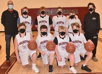 Meet AMHS M.S. Boys Basketball photos by Gary Baker
