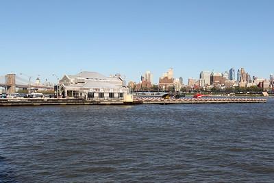 Downtown Manhattan Heliport | JRB | KJRB