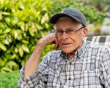 Elder Art Lewis, 98 Years young, 4/30/19