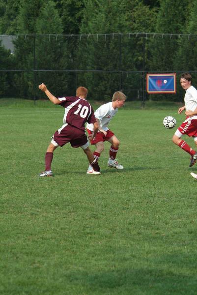 St A's 2005 Boys Soccer