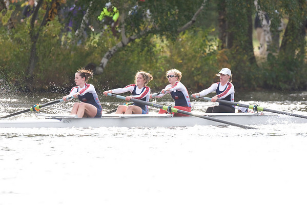 2008 Head of the Charles ~ Lightweight Women's Fours