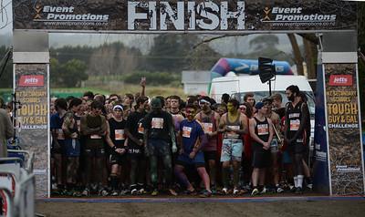 Tough Guys and Gals Mud Run 2014