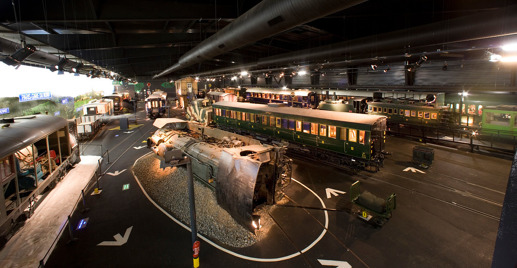 Things to do in Mulhouse: Cité du Train