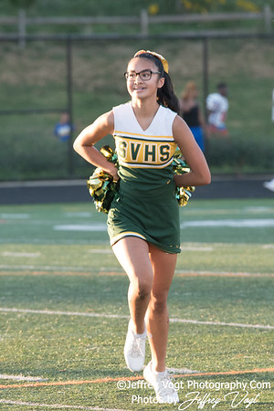 09-23-2017 Seneca Valley HS Varsity Cheerleading and Poms, Photos by Jeffrey Vogt Photography