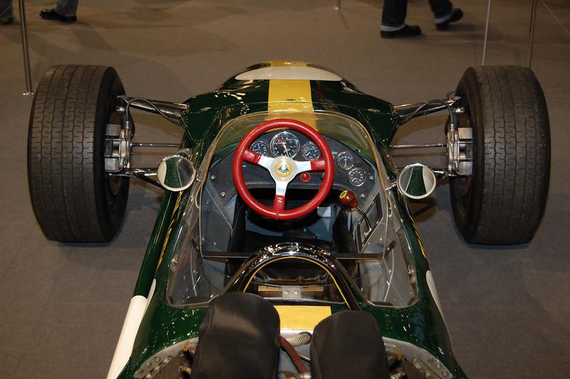 Lotus F1 car