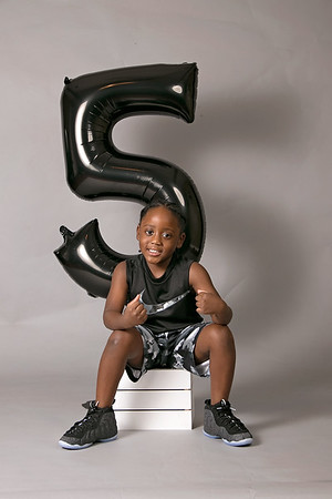 Cameron | 5th Birthday
