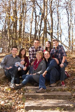 Jennifer Whitney Family 2015