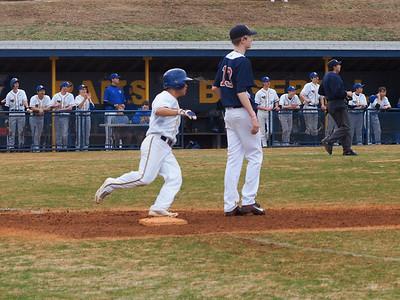 JV Baseball 3/28/14