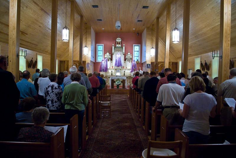 2009 Holy Thursday