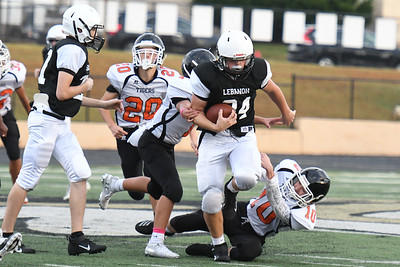 Football - LMS 8th 2019-20 - Waynesville