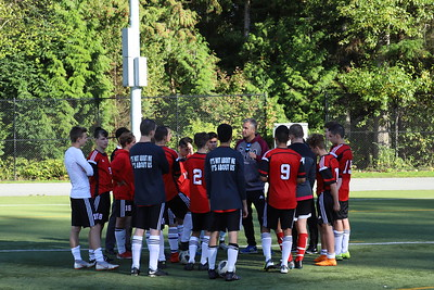Senior Boys soccer vs Sutherland