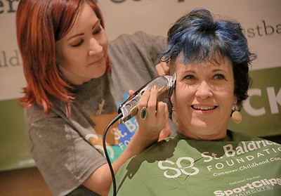 46 Momma's Brave Shave 2016