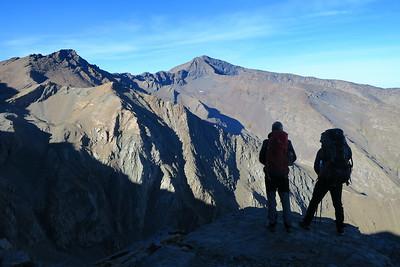 5 day Sierra Nevada Traverse
