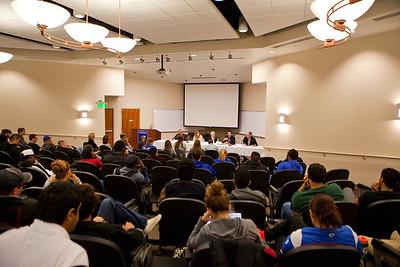 Homecoming 2015: Alumni Career Panel