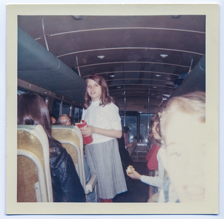 1966 Krebs School 6th Grade Trip to D.C.
