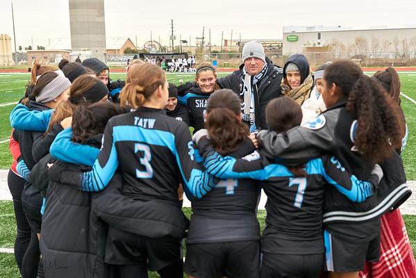 SCHS Women's Soccer vs. Hightower