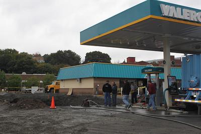 Big Hole, New Tank, Valero, Fegley's, Tamaqua (10-14-2011)
