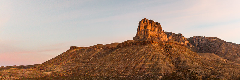 El Capitan, Guadalupe Mountain National Park, Texas