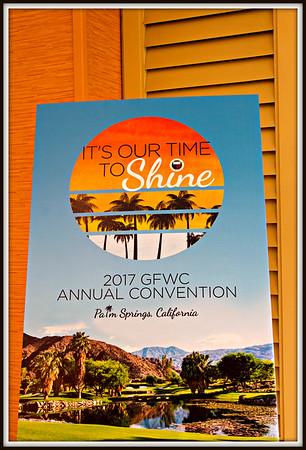 GFWC Convention Palm Desert 2017