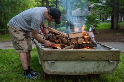 2018-05-25 Dads Firepit Testing