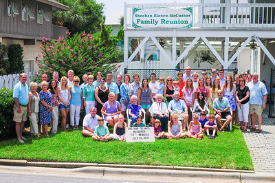 Sheehan - Blanco - McCusker Family Reunion 7/26/2014