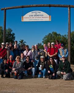 February—Leo Carillo Ranch