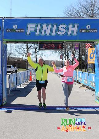 Saginaw Zoo- Run Like an Animal 5k / Half Marathon
