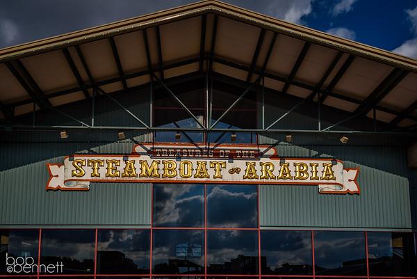 Fort Leavenworth & Steamboat Arabia