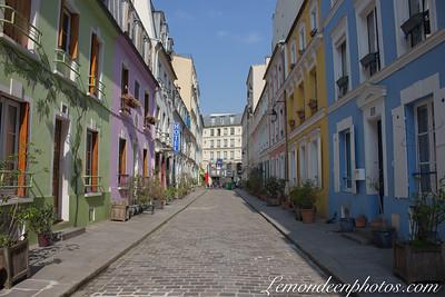 Les Rues Insolites de Paris
