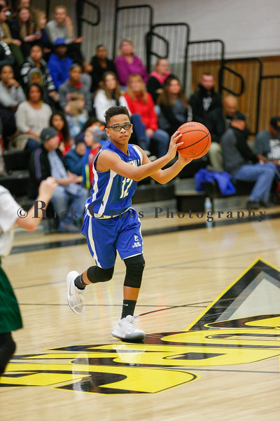Churchill Lombard 7th Basketball Dec. 12, 2017