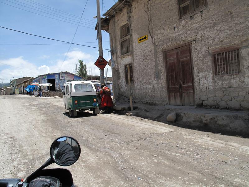 Taxi - Peru