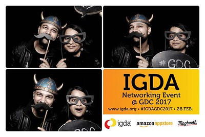 SF 2017-02-28 IGDA@GDC Networking Event