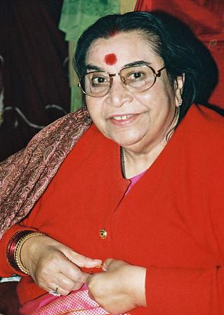 Diwali Puja 1999