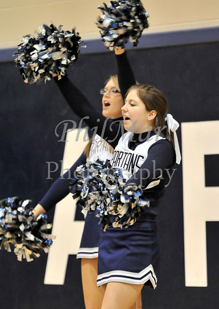Wyomissing VS Hamburg Boys Basketball 2010 - 2011