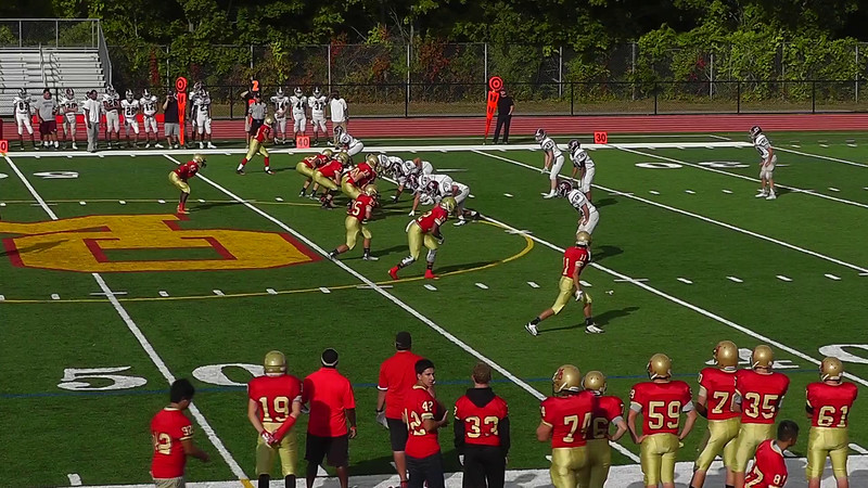 Jack HS JV against Morristown videos