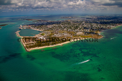 Key West - Aerials - Stock Photos