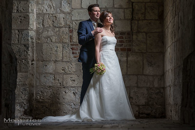 huwelijk Katrien & Kenny