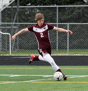 WC boys' soccer tournaments (Class 1A substate 1) 5-20-19