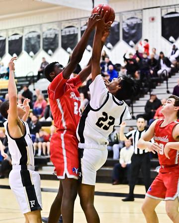 2020-02-27 VHSL Regional 5C Semi-Finals Riverside @ Freedom Boys Varsity Basketball (Photos by Amanda Poffenberger)