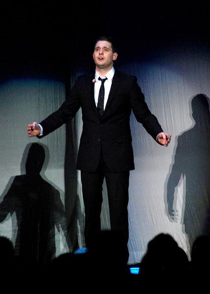Michael Buble 2010