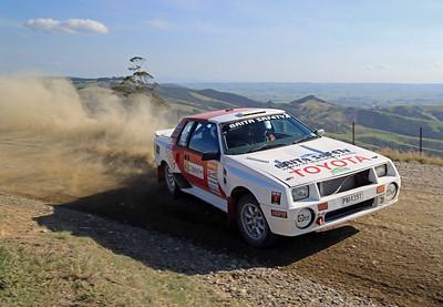 Rally Otago 2017 - Classics