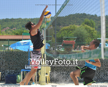 Ferretti-Zanelli vs. Anversa-Torazza #UmbriaCup2017 #BeachVolley