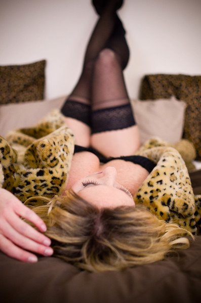 Boudoir & Pin-Up Sessions