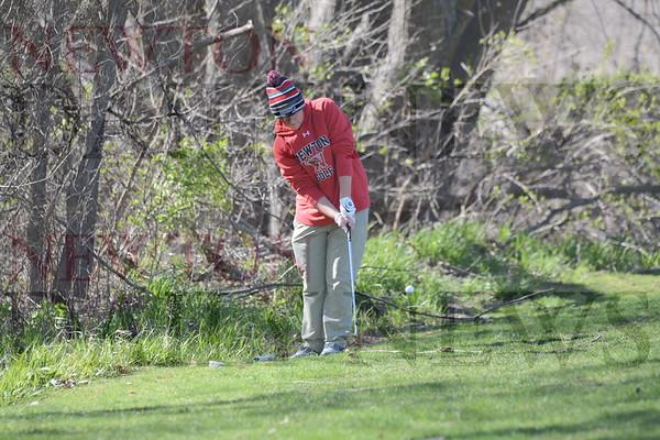 Newton Girls Golf vs. Pella/Oskaloosa 4-13-21